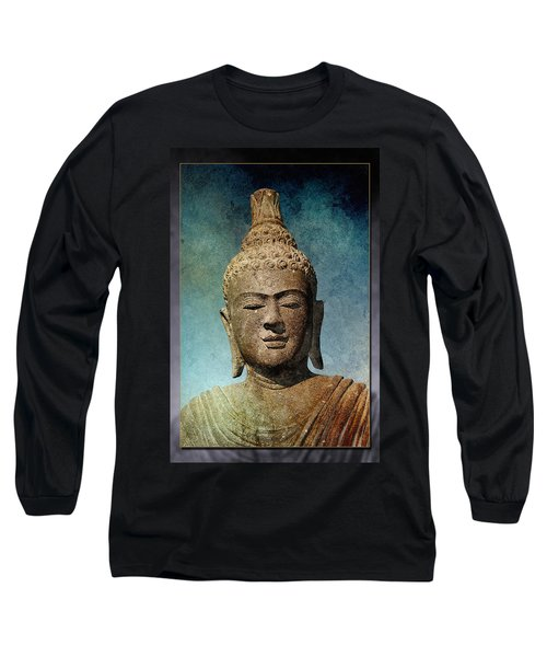 Statue 3 Long Sleeve T-Shirt