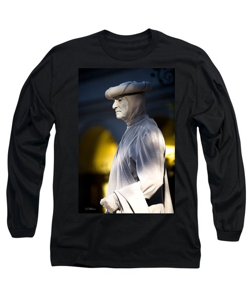 Statuesque Long Sleeve T-Shirt