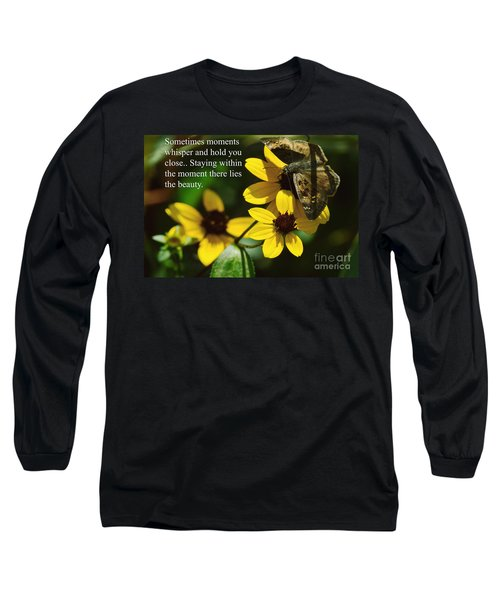 Staying Within The Moment Long Sleeve T-Shirt