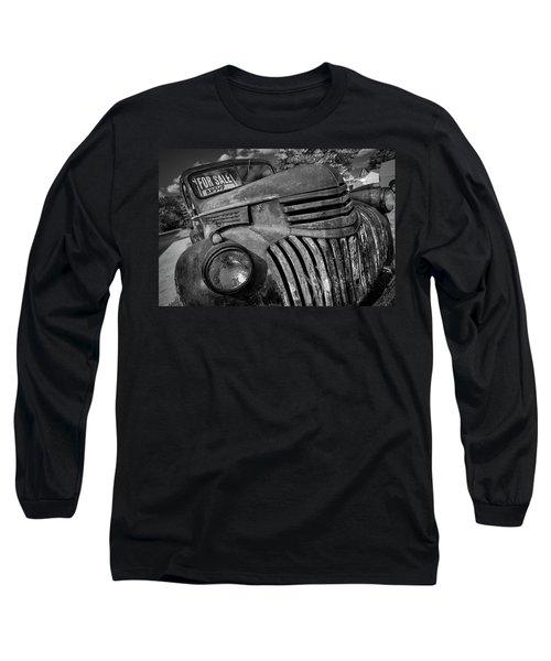 Steel Treasure Long Sleeve T-Shirt