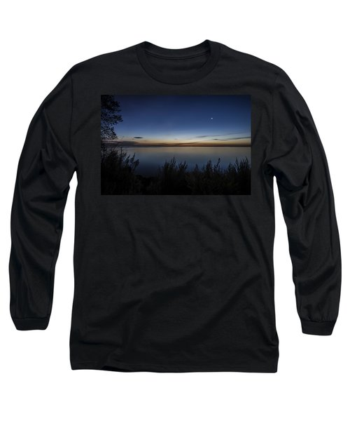 Steelworkers Park View At Dawn Long Sleeve T-Shirt