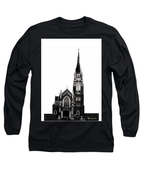 Steeple Chase 1 Long Sleeve T-Shirt