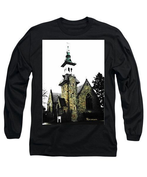 Steeple Chase 2 Long Sleeve T-Shirt