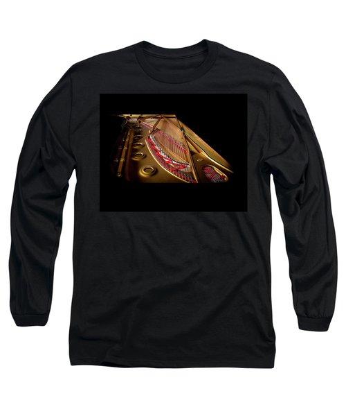 Steinway Guts Long Sleeve T-Shirt