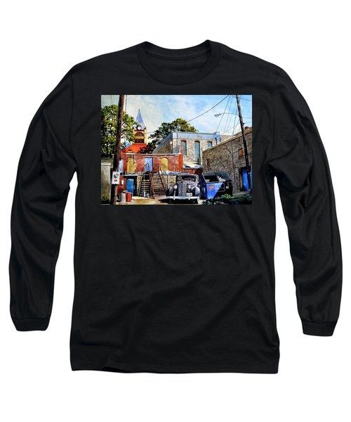 Stephenville Alley  Long Sleeve T-Shirt