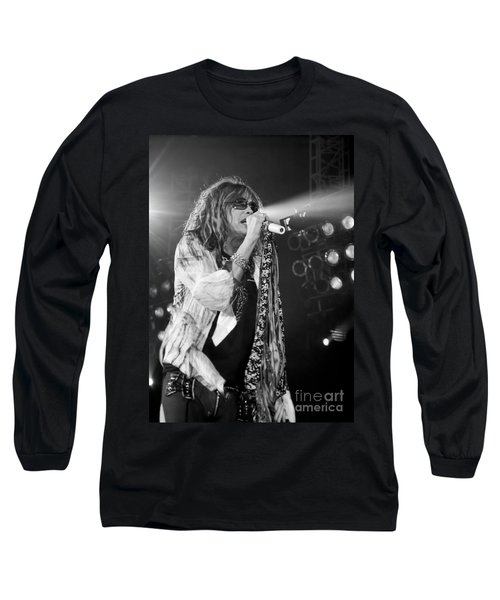 Steven Tyler In Concert Long Sleeve T-Shirt