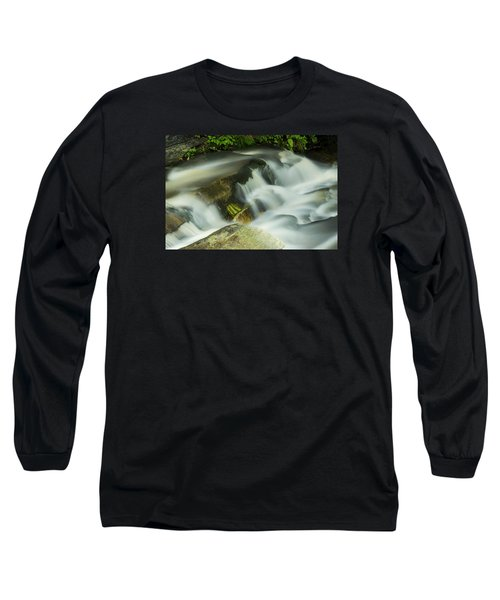 Stickney Brook Flowing Long Sleeve T-Shirt by Tom Singleton