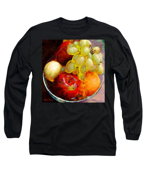 Still Life Tiles Long Sleeve T-Shirt