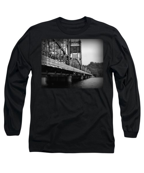Stillwater Bridge  Long Sleeve T-Shirt