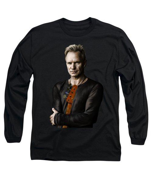 Sting Long Sleeve T-Shirt