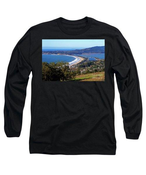 Stinson Beach  Long Sleeve T-Shirt