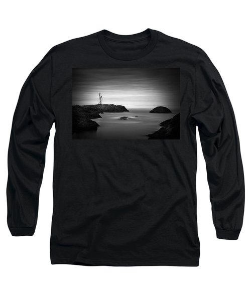 Stokksnes Lighthouse Long Sleeve T-Shirt