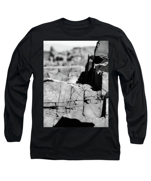 Stone Architecture Long Sleeve T-Shirt