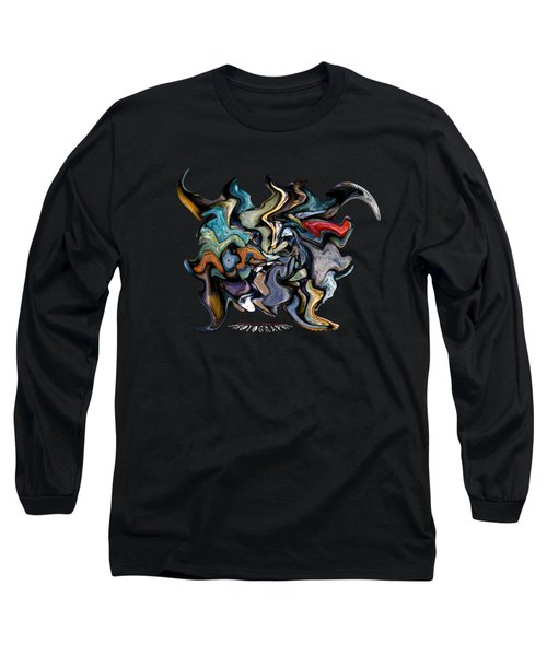Stone Walker Transparency Long Sleeve T-Shirt