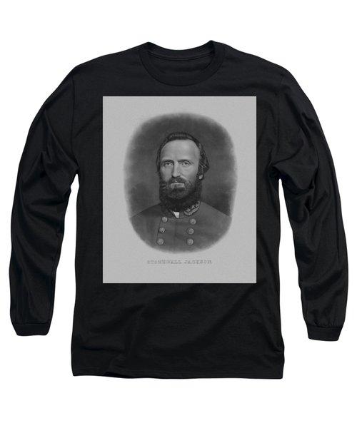 Stonewall Jackson Long Sleeve T-Shirt