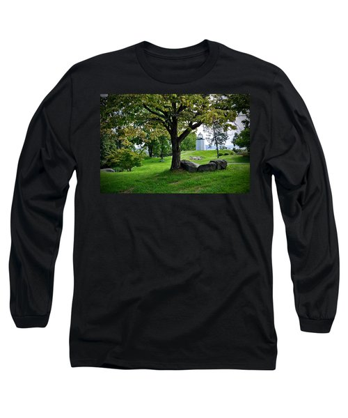 Stony Point Landscape Long Sleeve T-Shirt