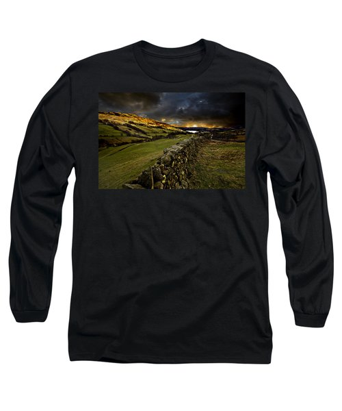 Storm Over Windermere Long Sleeve T-Shirt