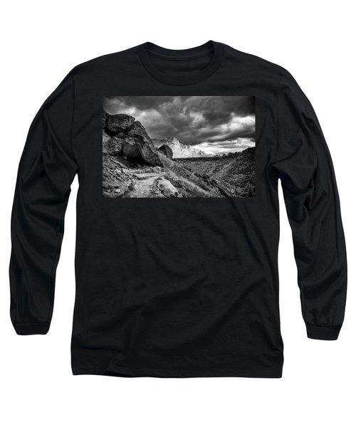 Stormy Misery Ridge  Long Sleeve T-Shirt