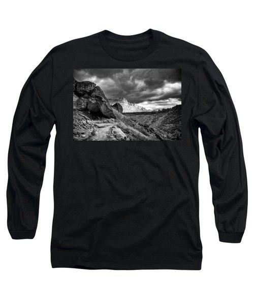 Stormy Misery Ridge  Long Sleeve T-Shirt