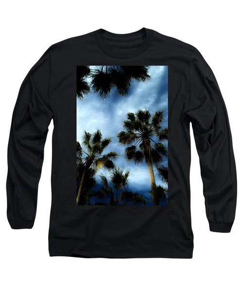 Stormy Palms 2 Long Sleeve T-Shirt