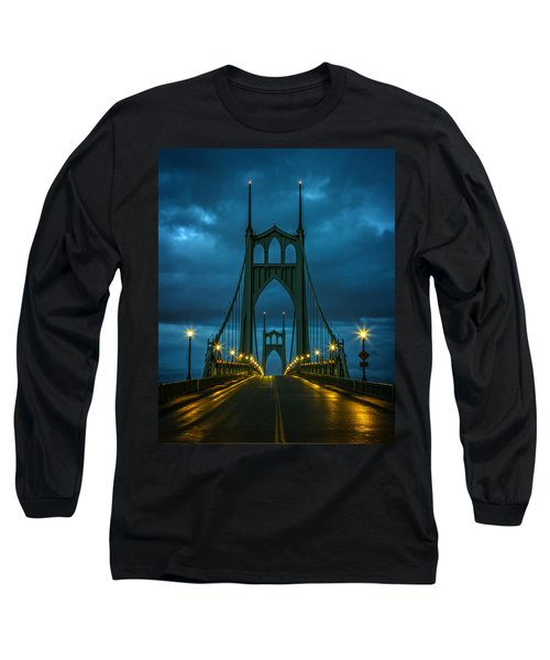 Stormy St. Johns Long Sleeve T-Shirt by Wes and Dotty Weber