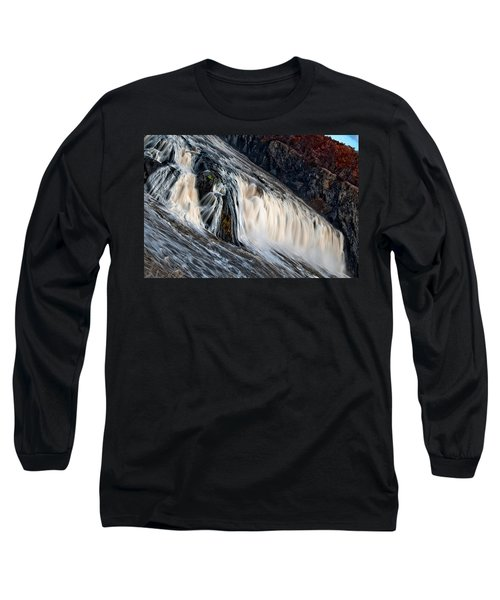 Stormy Waters Long Sleeve T-Shirt