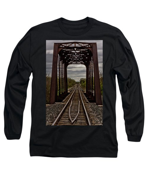 Straight And Narrow Long Sleeve T-Shirt