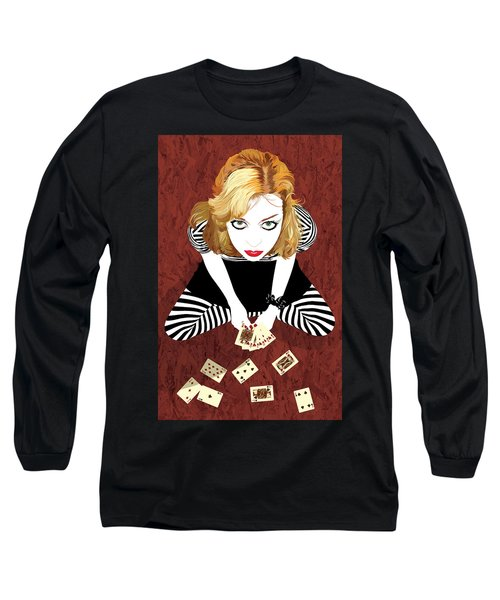 Straight Flush Long Sleeve T-Shirt