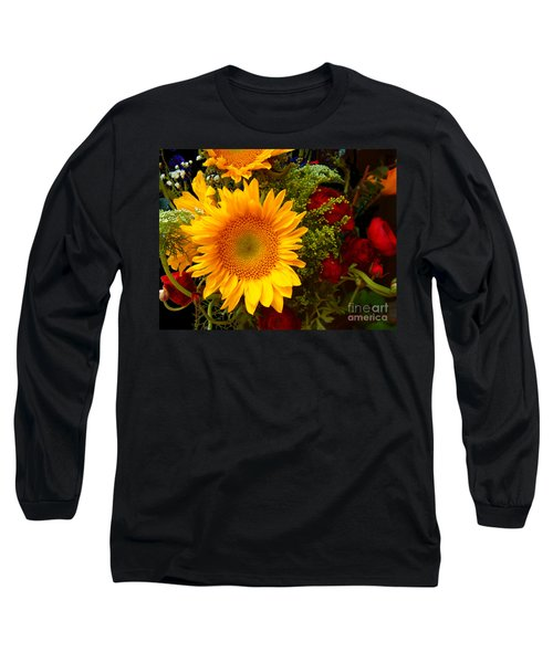 Straight No Chaser Long Sleeve T-Shirt by RC DeWinter