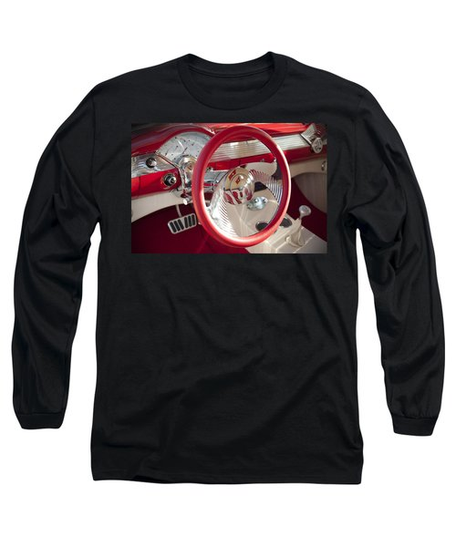 Strawberries And Creme Long Sleeve T-Shirt