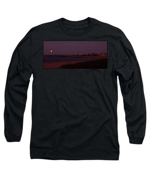 Strawberyy Moon 2016 I Long Sleeve T-Shirt