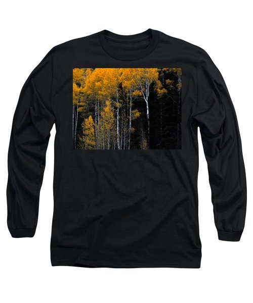 Striking Gold Long Sleeve T-Shirt