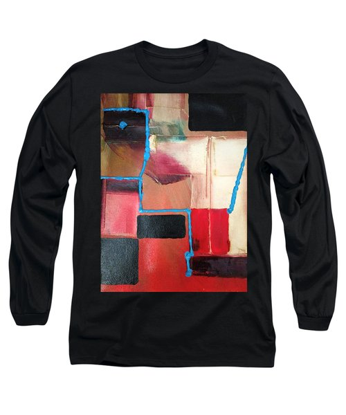 String Theory Abstraction Long Sleeve T-Shirt