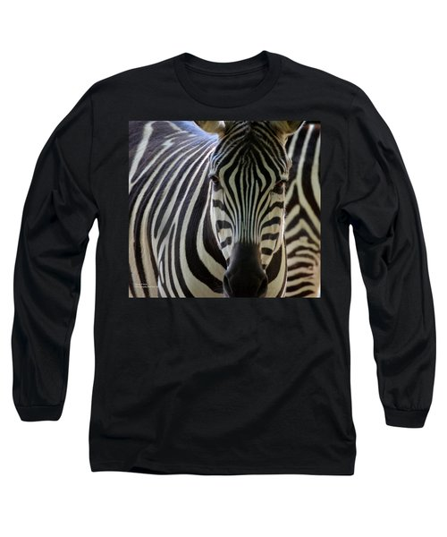 Stripes Long Sleeve T-Shirt by Maria Urso