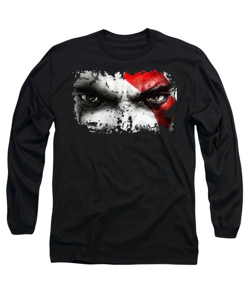 Strong Warrior Long Sleeve T-Shirt