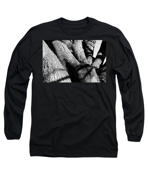 Structure Long Sleeve T-Shirt by Steven Macanka
