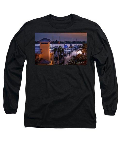 Stuart Harbor Long Sleeve T-Shirt