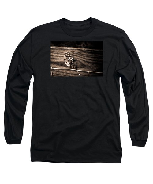 Stuck Long Sleeve T-Shirt by Carlee Ojeda