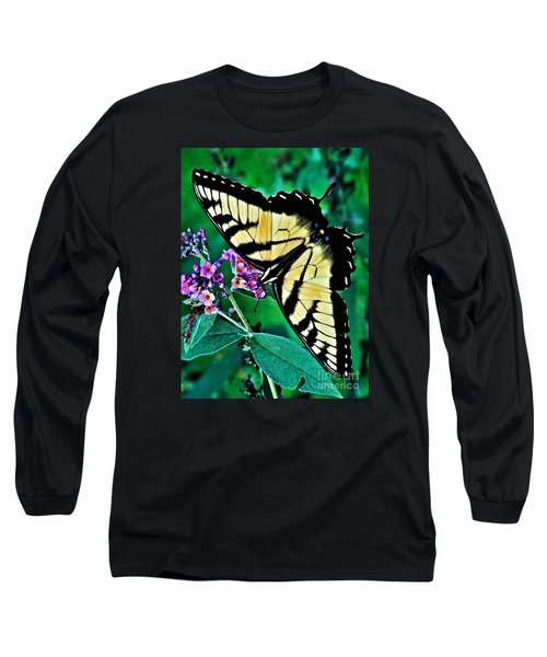 Stunning Monarch Long Sleeve T-Shirt