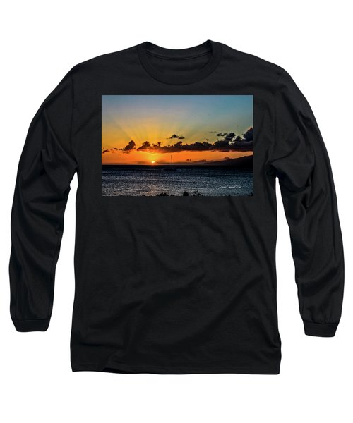 Stunning Sunset Long Sleeve T-Shirt