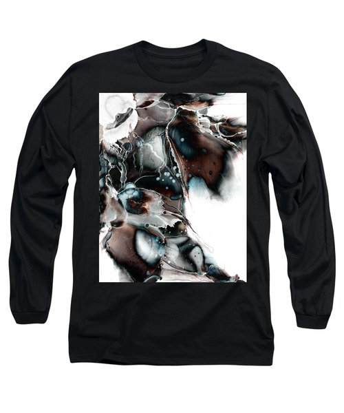 Long Sleeve T-Shirt featuring the painting Sublime by Patricia Lintner