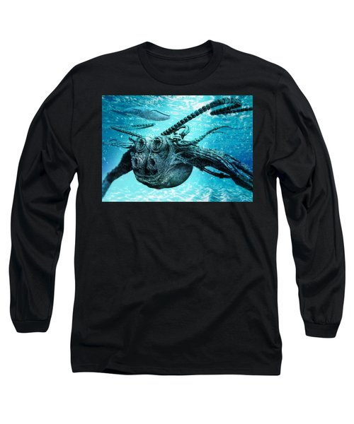 Submarine Long Sleeve T-Shirt