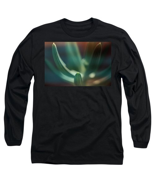 Succulent Emerging Long Sleeve T-Shirt