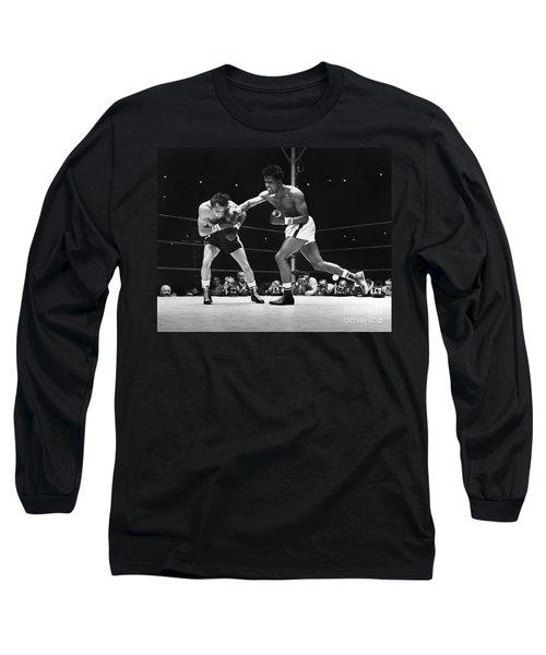 Sugar Ray Robinson Long Sleeve T-Shirt