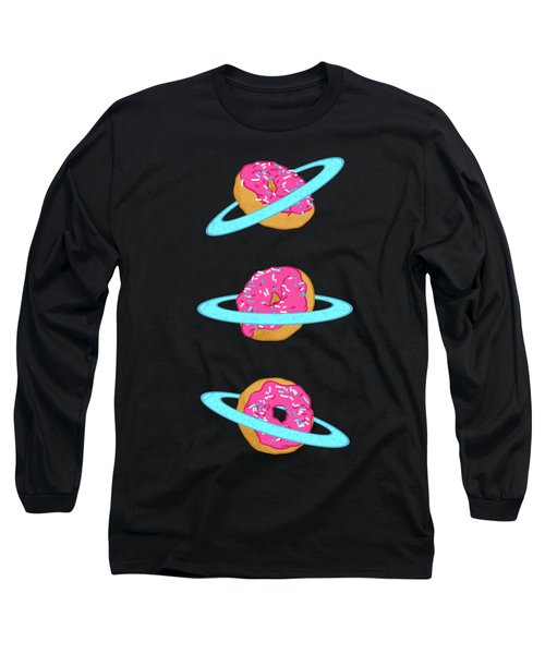 Sugar Rings Of Saturn Long Sleeve T-Shirt