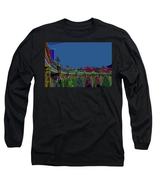 Suicide Bridge 2017 Let Us Hope To Find Hope Long Sleeve T-Shirt