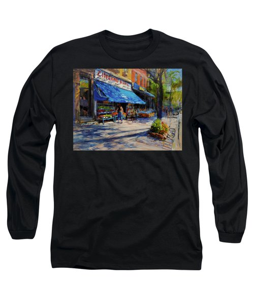Summer Afternoon, Columbus Avenue Long Sleeve T-Shirt