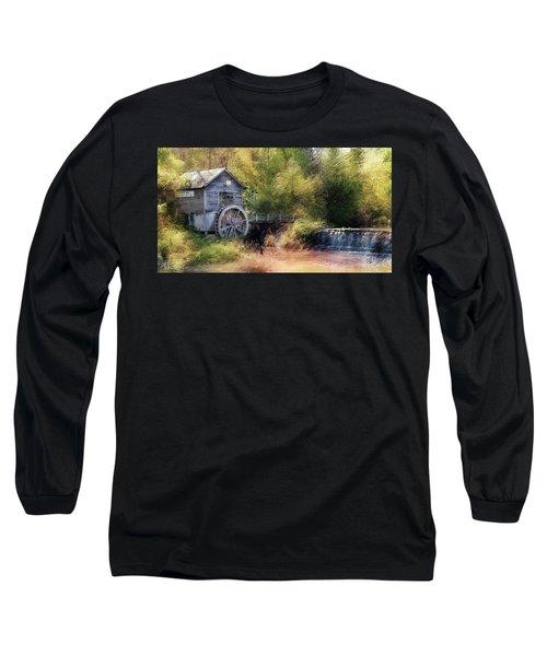 Summer At The Mill Long Sleeve T-Shirt