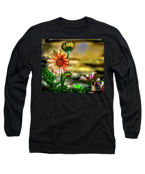 Summer Daisy Long Sleeve T-Shirt