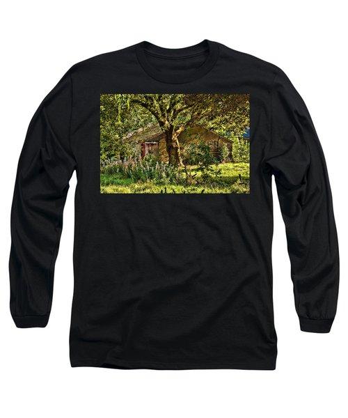 Summer In Holland-2 Long Sleeve T-Shirt